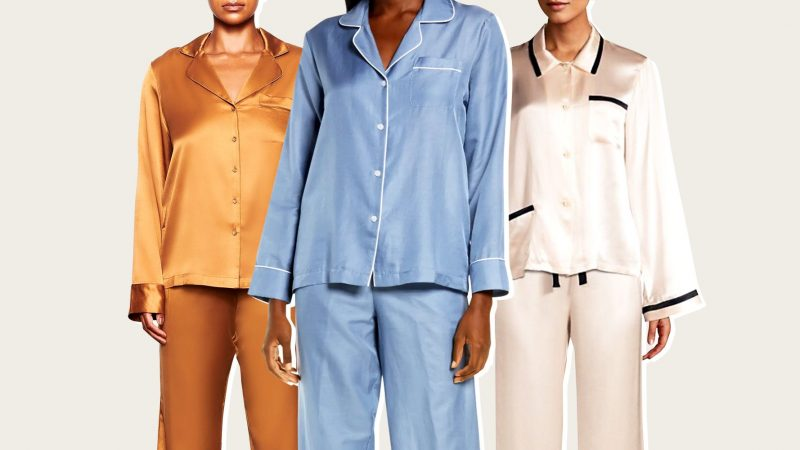 Why Is Silk Industry A Prominent Manufacturer of Women's Pajamas?