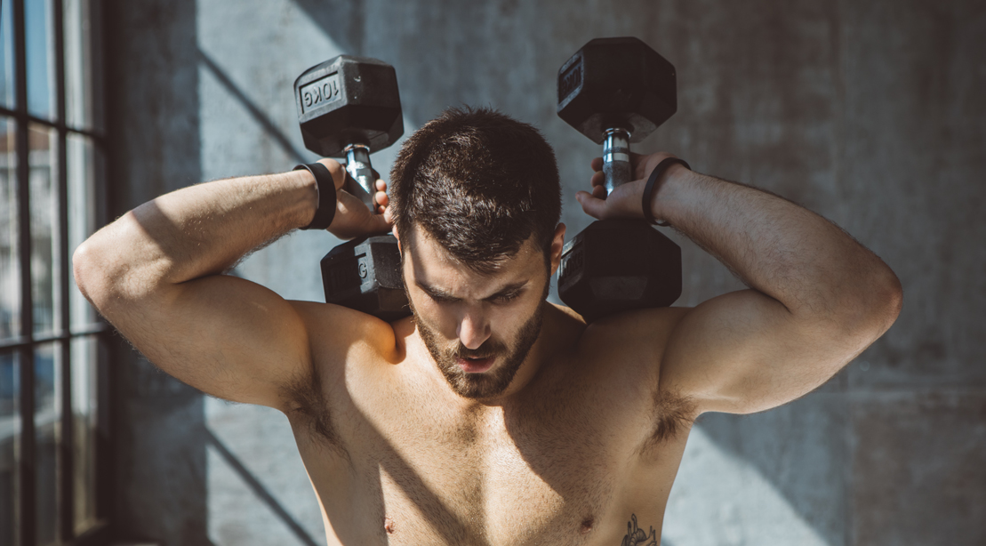 Muscle Building Getting Lean Case Study